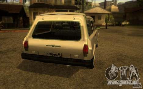 GAZ Wolga 311021 für GTA San Andreas linke Ansicht