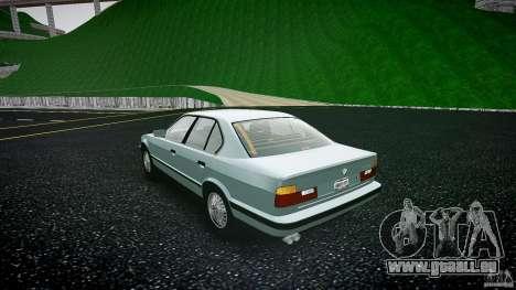 BMW 535i E34 für GTA 4 hinten links Ansicht