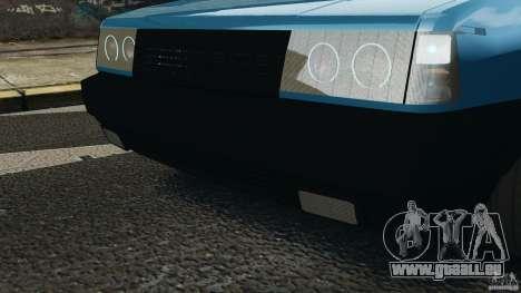 Tofas Dogan SLX EmreAKIN Edition für GTA 4 Innen