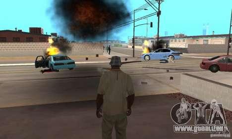 Hot adrenaline effects v1.0 für GTA San Andreas sechsten Screenshot