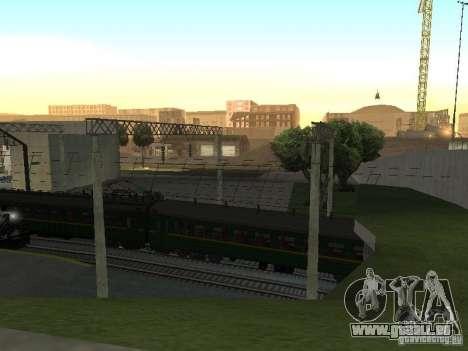 Kontakt Netzwerk für GTA San Andreas fünften Screenshot