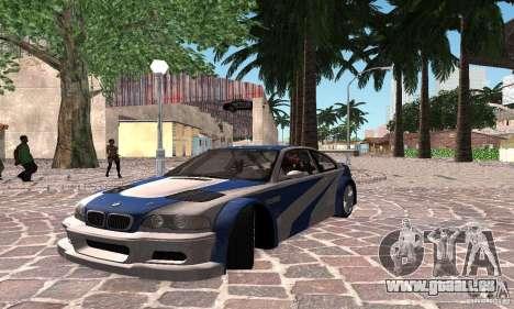 New Groove by hanan2106 pour GTA San Andreas deuxième écran