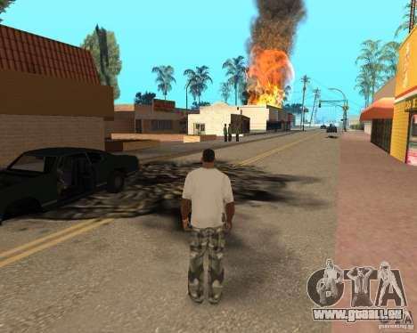 Tornade pour GTA San Andreas huitième écran