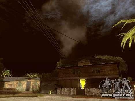 Atomic Bomb für GTA San Andreas sechsten Screenshot