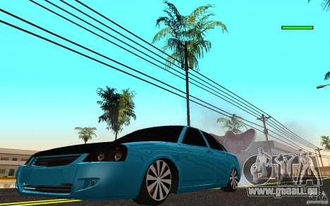 LADA 2170 Penza tuning pour GTA San Andreas