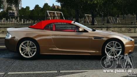 Aston Martin DBS Volante [Final] für GTA 4 linke Ansicht