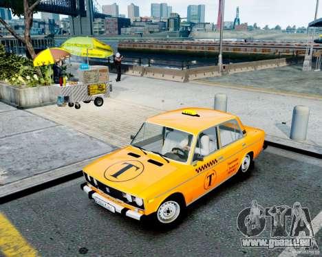 VAZ 2106 Taxi für GTA 4