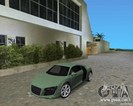 Audi R8 4.2 Fsi für GTA Vice City