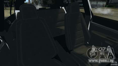 Volkswagen Golf 5 GTI South African Police [ELS] für GTA 4 Rückansicht