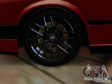 BMW E30 für GTA San Andreas rechten Ansicht