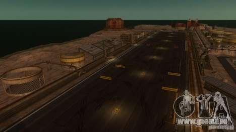 Nevada Drift Map für GTA 4 Sekunden Bildschirm