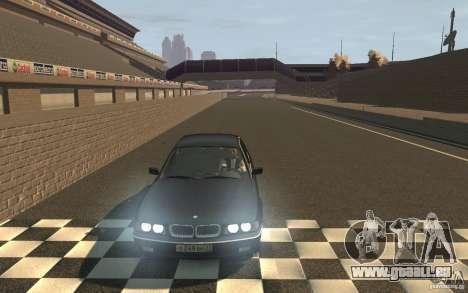 BMW 750i (e38) v2.0 für GTA 4 Rückansicht