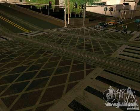 GTA 4 Roads pour GTA San Andreas sixième écran