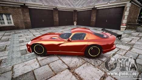 Dodge Viper 1996 für GTA 4 linke Ansicht