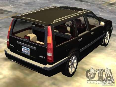 Volvo 850 R 1996 Rims 1 pour GTA 4 Vue arrière de la gauche