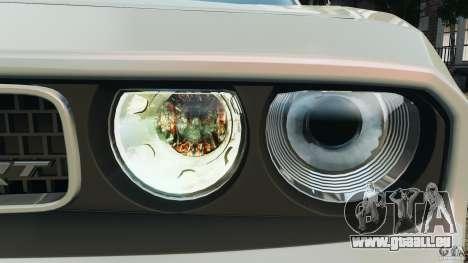 Dodge Challenger SRT8 392 2012 für GTA 4 Räder