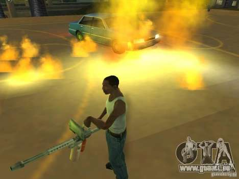 IVLM 2.0 TEST №3 für GTA San Andreas her Screenshot