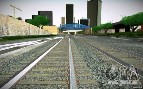 HD-Tracks für GTA San Andreas sechsten Screenshot