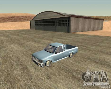 Toyota Hilux Surf Tuned für GTA San Andreas