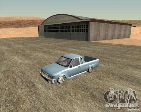 Toyota Hilux Surf Tuned für GTA San Andreas