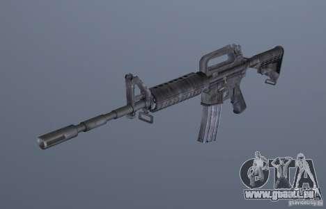 Grims weapon pack2 pour GTA San Andreas cinquième écran