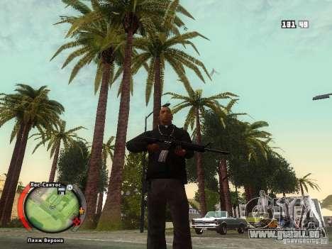 New HUD by shama123 für GTA San Andreas fünften Screenshot