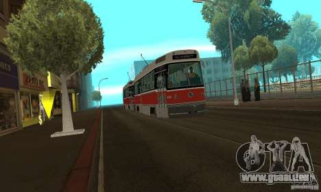Canadian Light Rail für GTA San Andreas