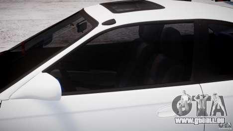 Honda Civic Si 1999 JDM [EPM] pour GTA 4 est une vue de l'intérieur