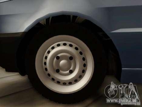 Fiat Premio Edit für GTA San Andreas zurück linke Ansicht
