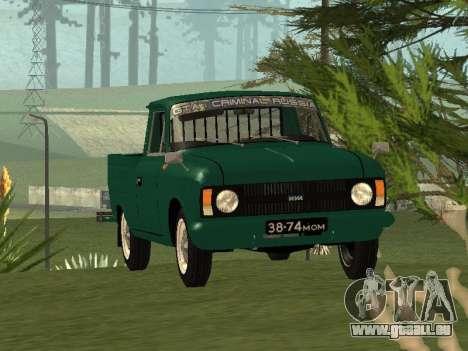 IZH 27151 PickUp pour GTA San Andreas