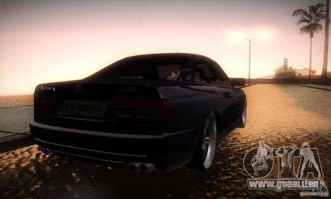 BMW Alpina B12 850i für GTA San Andreas rechten Ansicht
