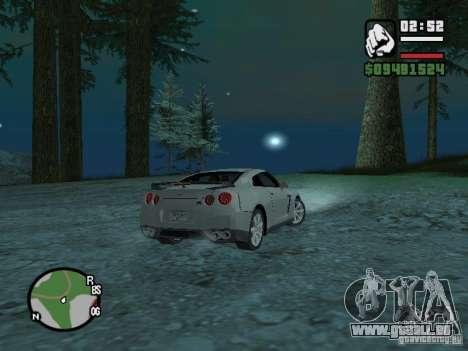 Nissan Skyline GTR für GTA San Andreas rechten Ansicht