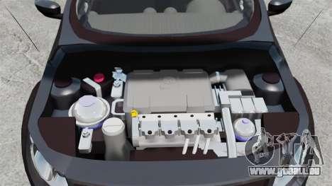 Volkswagen Saveiro Cross Edit für GTA 4 Seitenansicht