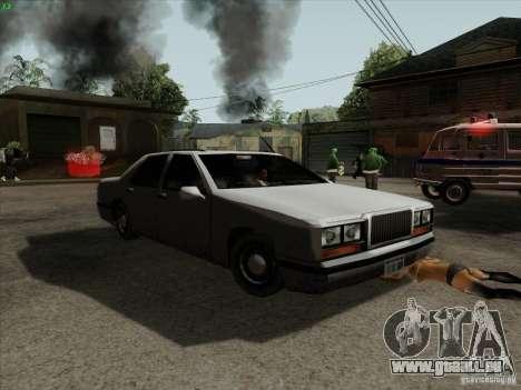 New Elegant für GTA San Andreas