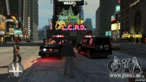 Noose Van V3 pour GTA 4