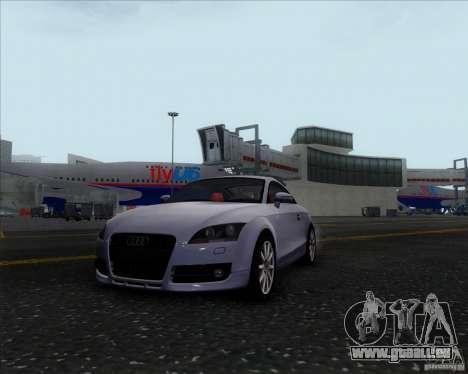 Audi TT für GTA San Andreas
