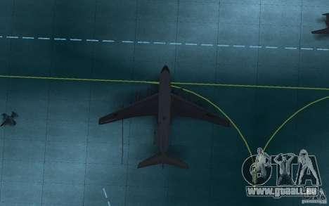 IL 78 Tanker für GTA San Andreas rechten Ansicht