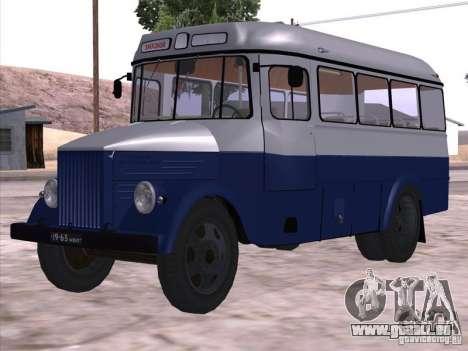 KAVZ 651A für GTA San Andreas