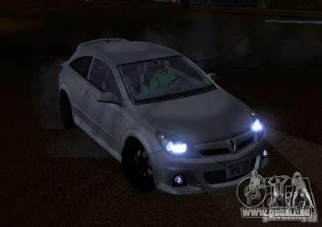 Opel Astra GSI pour GTA San Andreas