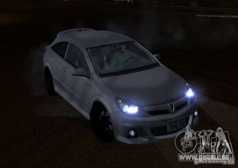 Opel Astra GSI für GTA San Andreas