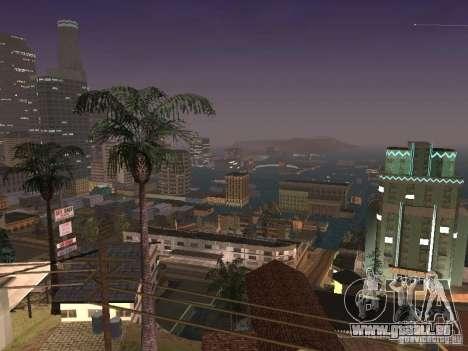Inondation pour GTA San Andreas