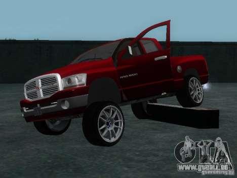 Dodge Ram 1500 v2 für GTA San Andreas Seitenansicht