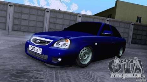 LADA 2170 VIP für GTA San Andreas