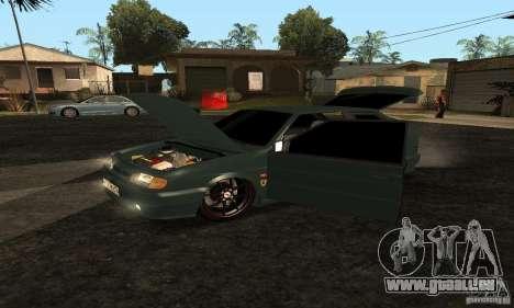 VAZ 2113 Ferrari pour GTA San Andreas vue de droite