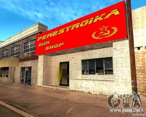 Stocke la restructuration pour GTA San Andreas