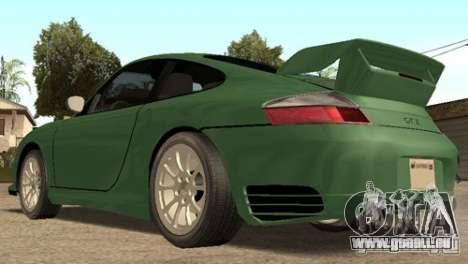 Porsche 911 GT2 für GTA San Andreas linke Ansicht