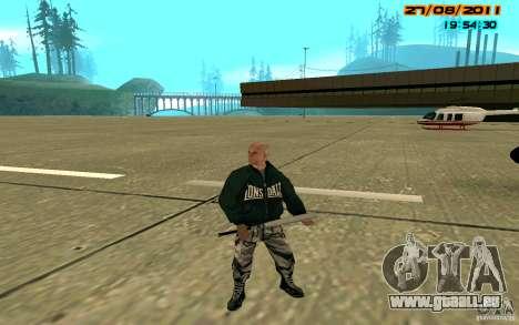 SkinHeads Pack für GTA San Andreas dritten Screenshot