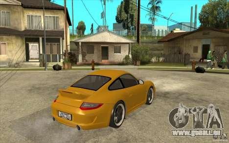 Porsche 911 Sport Classic für GTA San Andreas rechten Ansicht