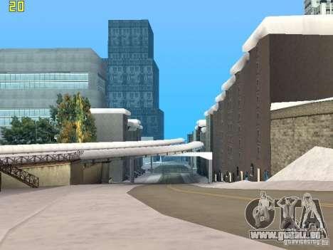 Vols à Liberty City pour GTA San Andreas