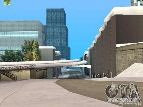 Flüge in Liberty City für GTA San Andreas